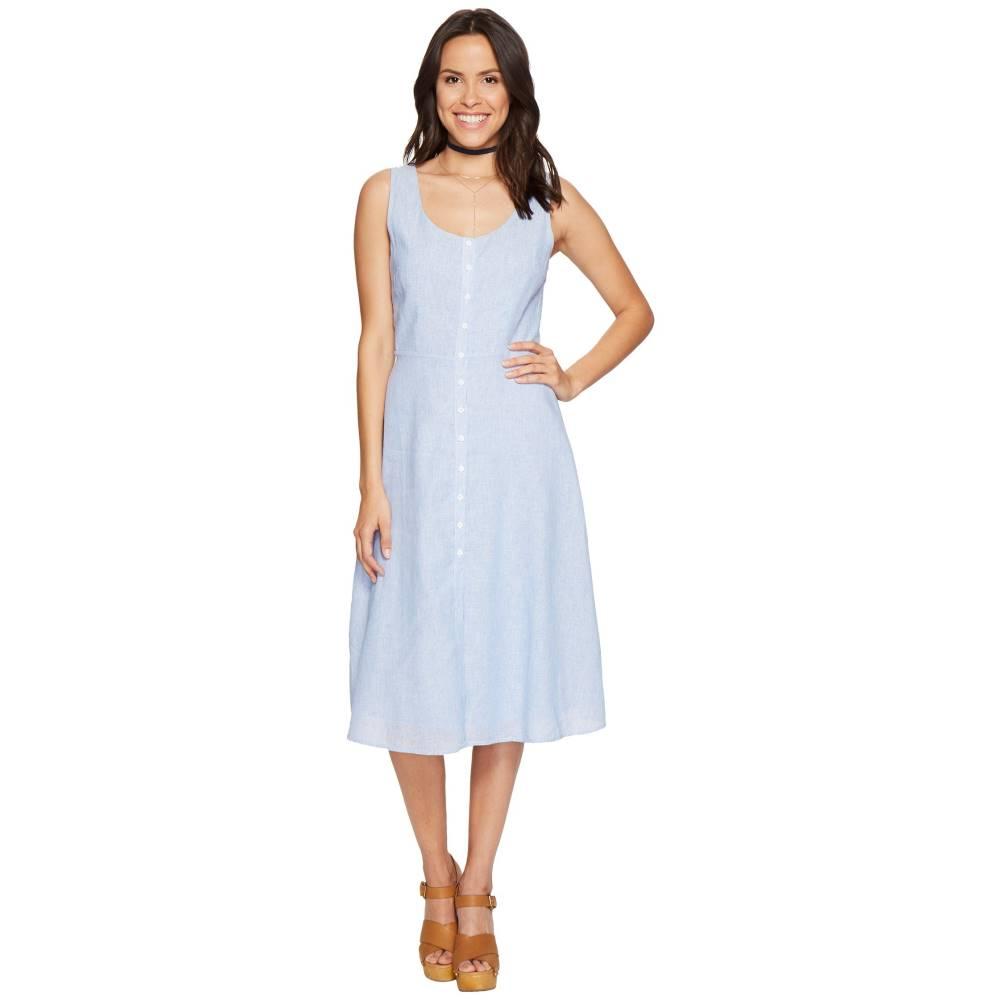ダコタ レディース ワンピース・ドレス ワンピース【Lavinia Button Front Dress】Light Blue