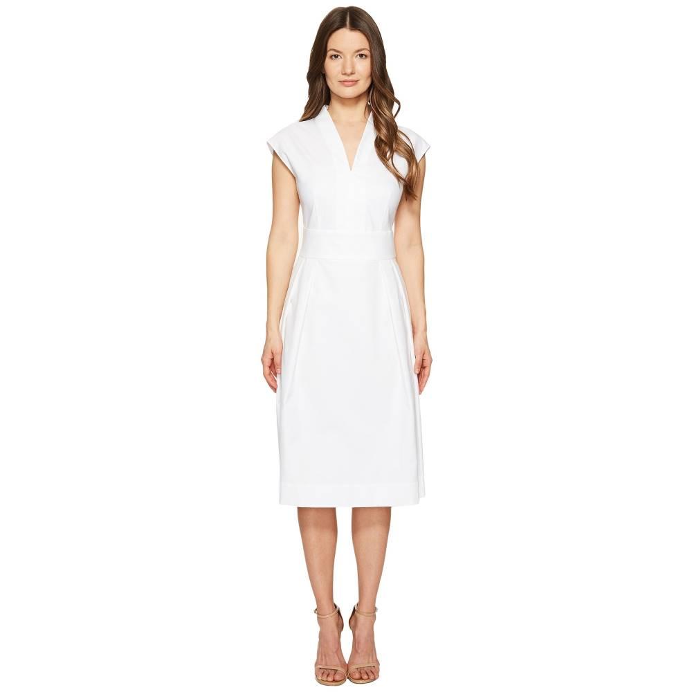 エスカーダ レディース ワンピース・ドレス ワンピース【Dlisova Short Sleeve Dress】White