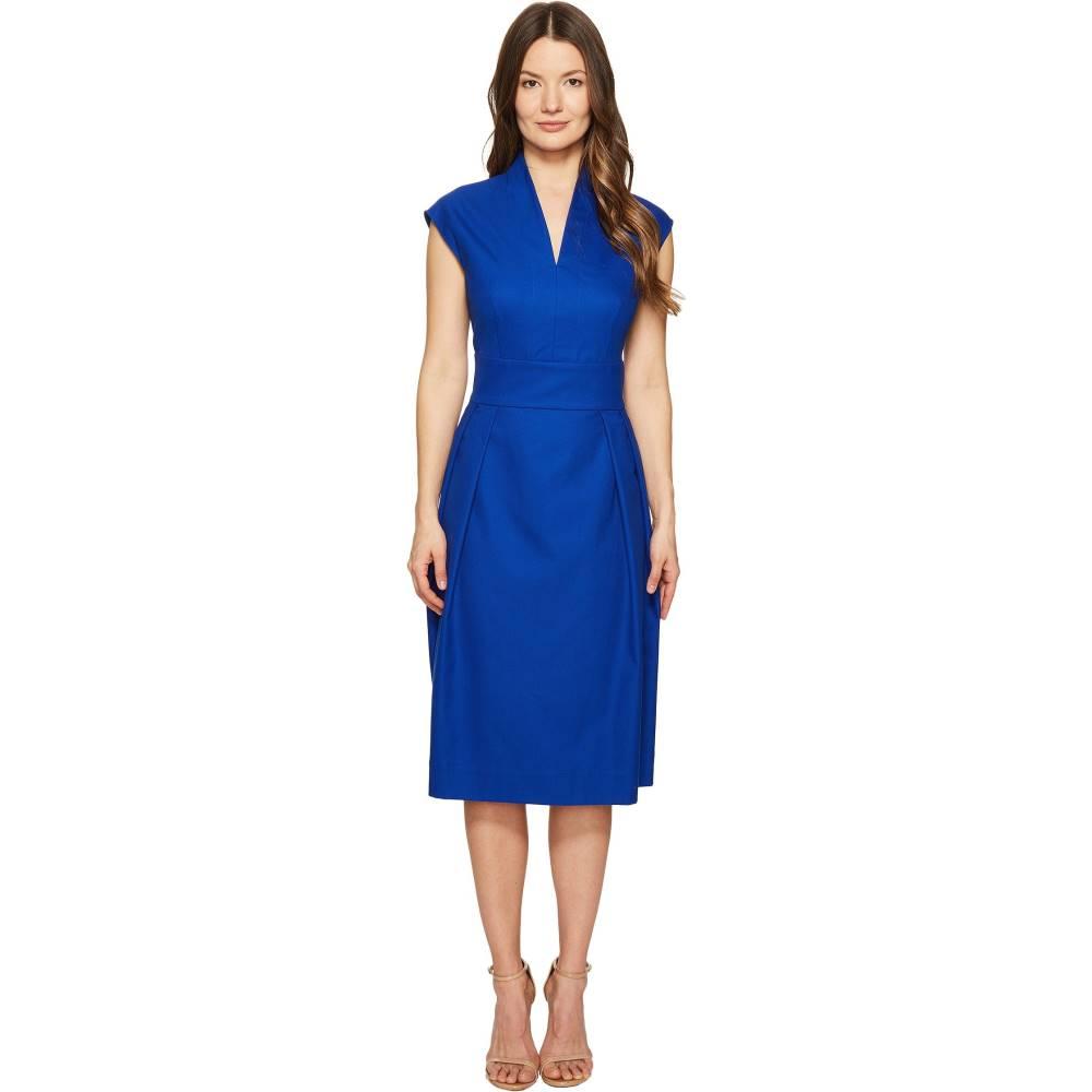 エスカーダ レディース ワンピース・ドレス ワンピース【Dlisova Short Sleeve Dress】Azure