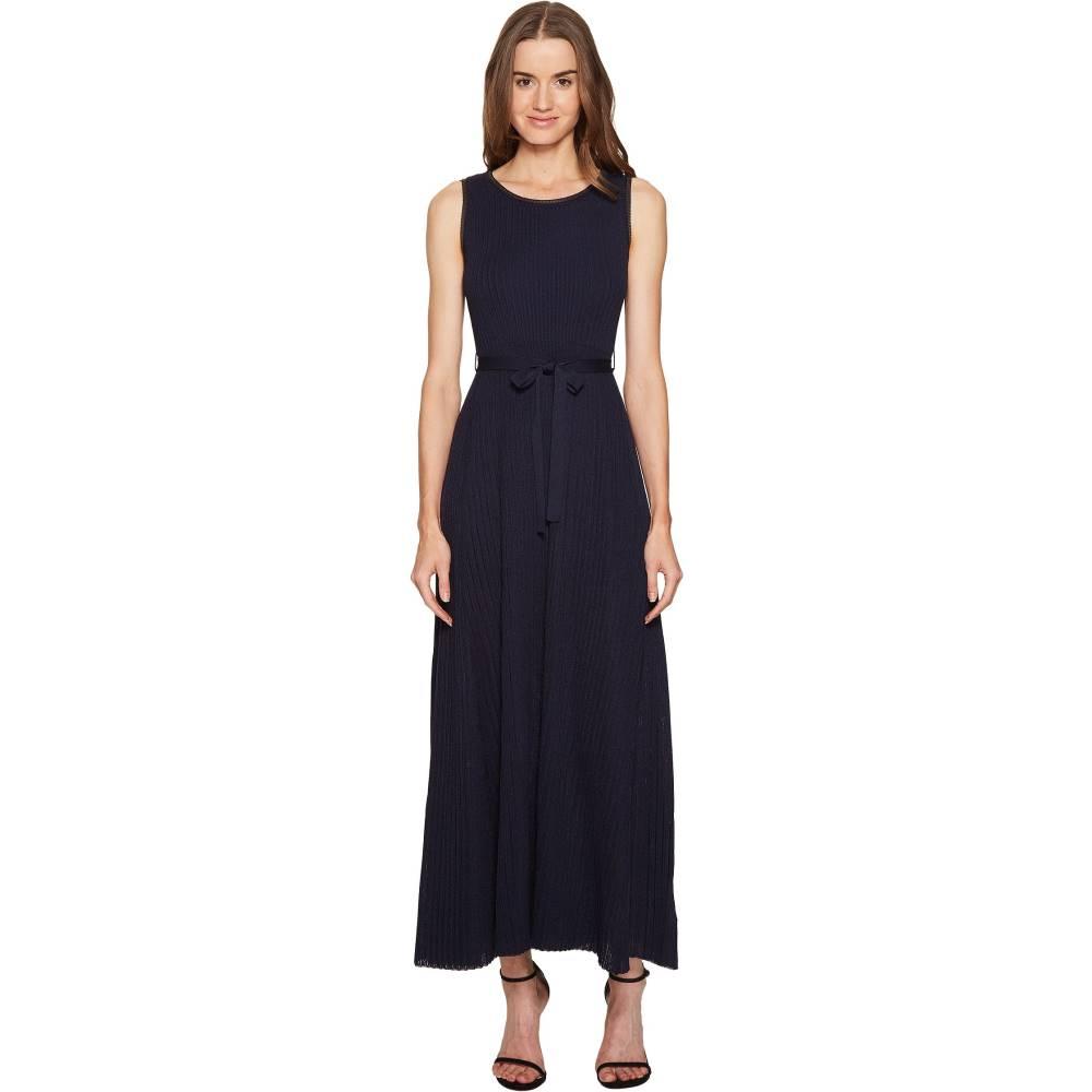エスカーダ レディース ワンピース・ドレス ワンピース【Diplissa Sleeveless Long Dress】Zero Ocean
