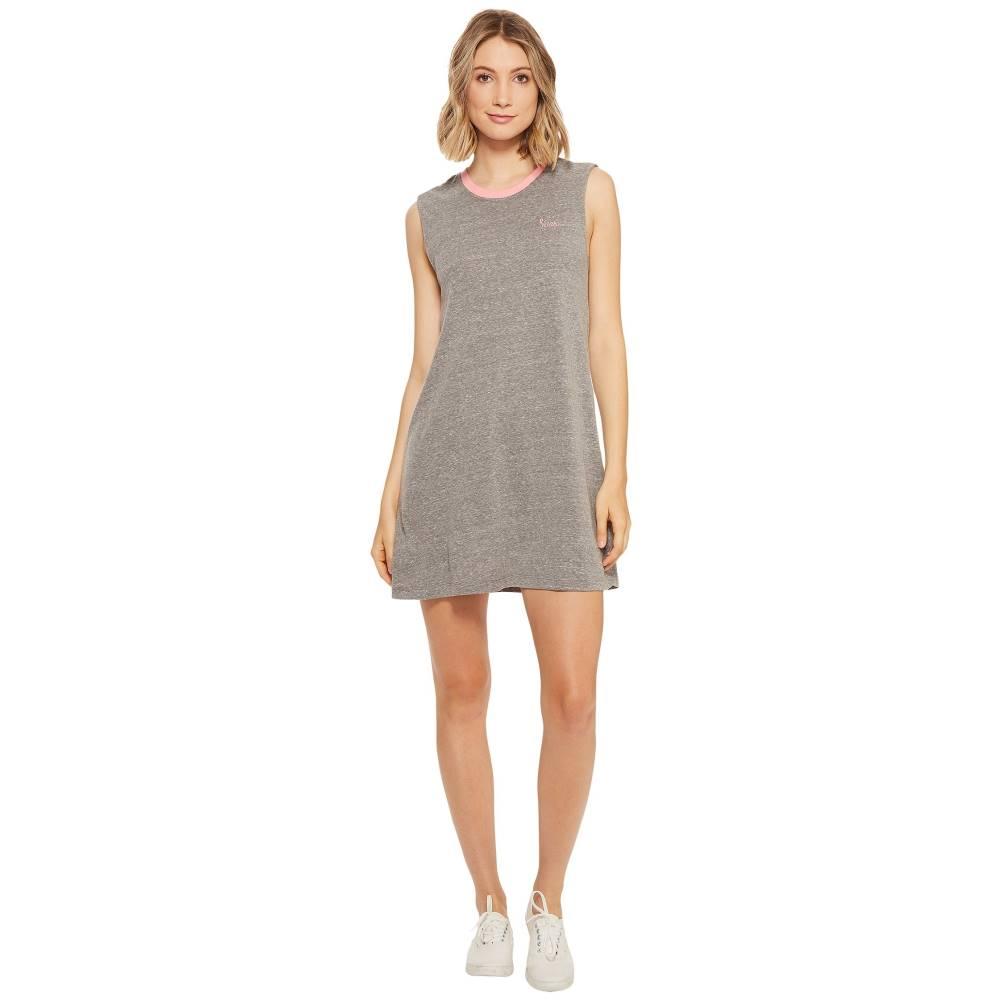 ヴァンズ レディース ワンピース・ドレス ワンピース【Pipan Muscle Dress】Grey Heather