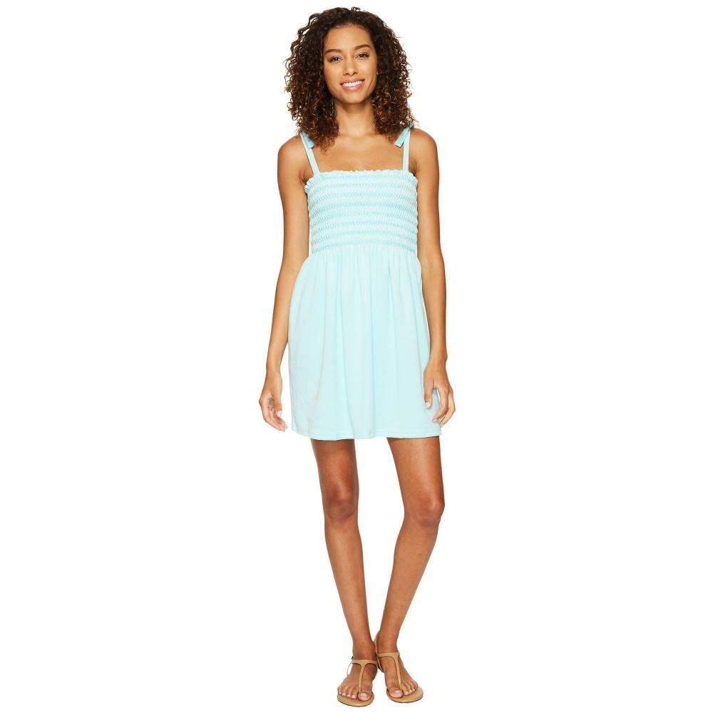 ジューシークチュール レディース ワンピース・ドレス ワンピース【Venice Beach Microterry Ruched Ties Dress】Island Paradise