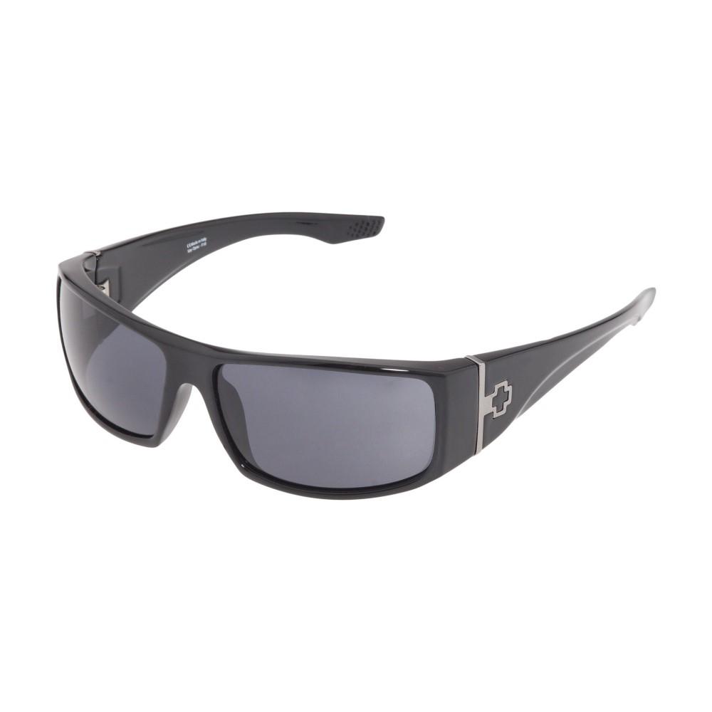 スパイ メンズ スポーツサングラス【Cooper XL】Black Shiny/Grey Lens
