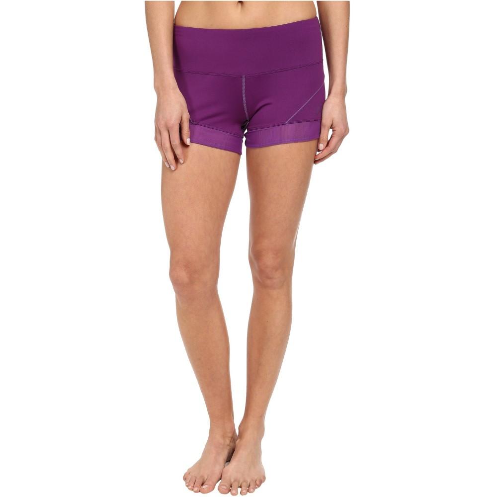 アシックス レディース ボトムス・パンツ ショートパンツ【Fit-Sana' Booty Short】Purple Magic