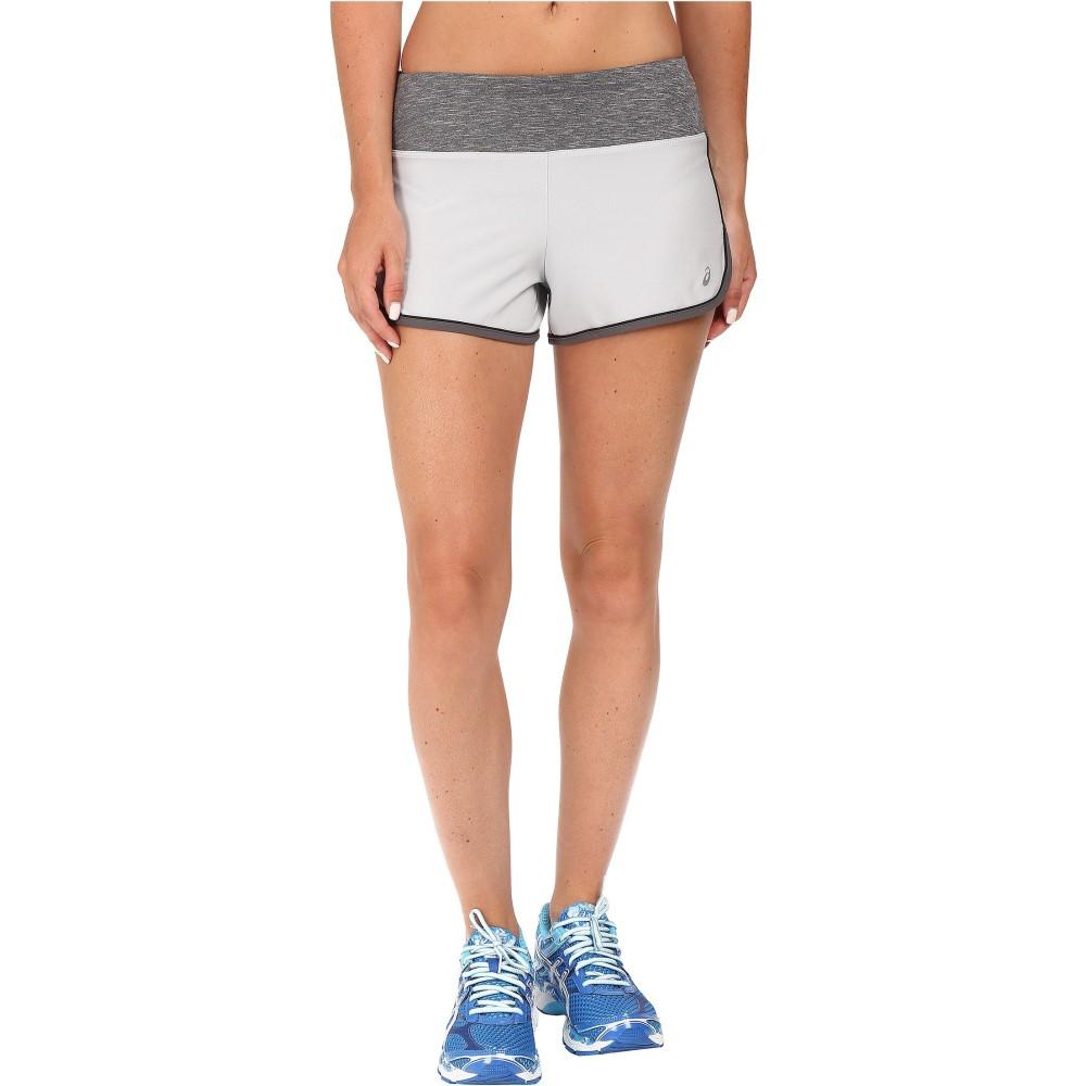 アシックス レディース ボトムス・パンツ ショートパンツ【Everysport Shorts】Midgrey