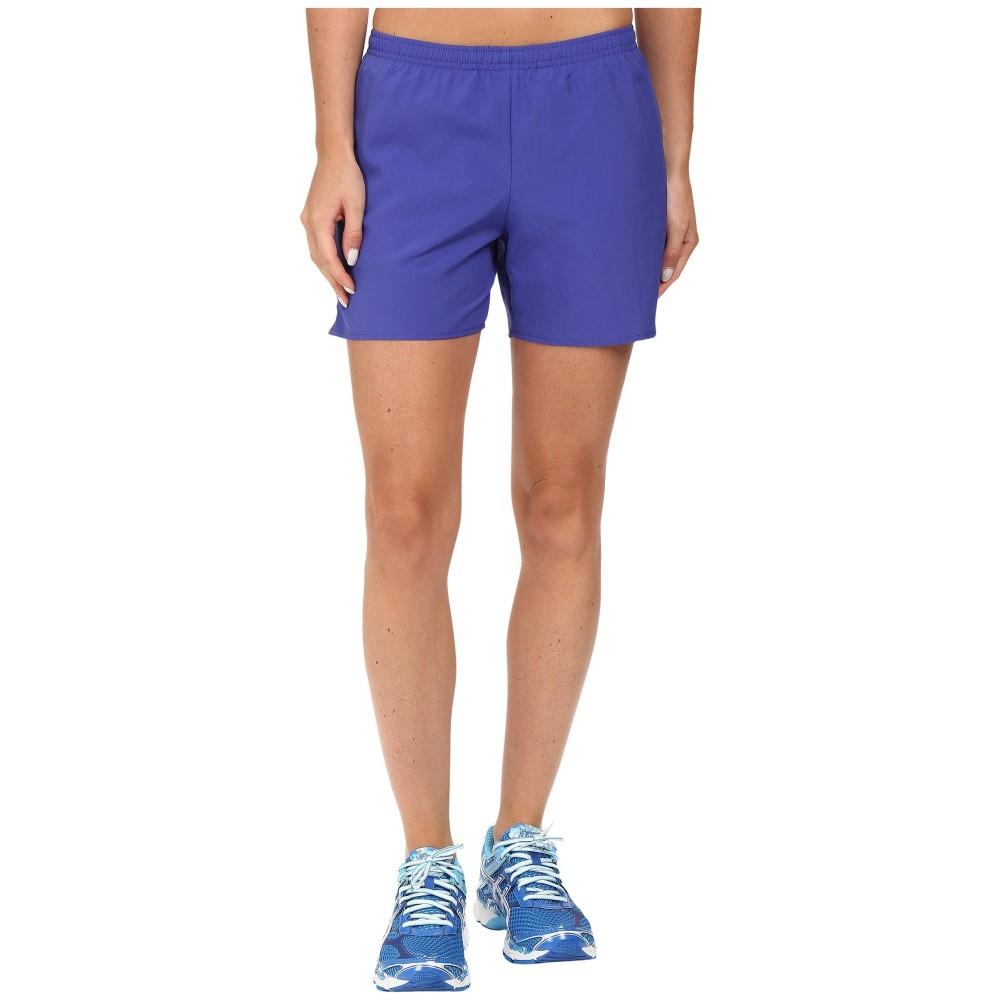 """アシックス レディース ボトムス・パンツ ショートパンツ【Pocketed 5"""" Shorts】Royal Blue"""