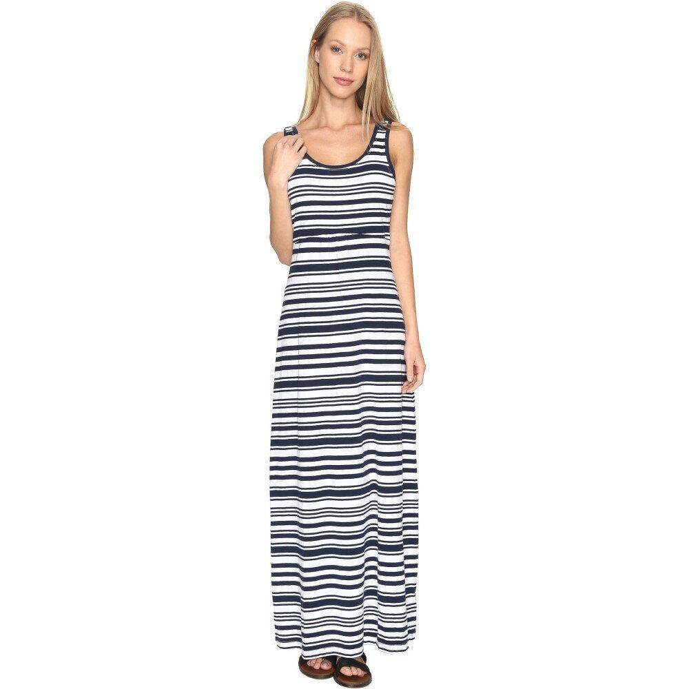 コロンビア レディース ワンピース・ドレス ワンピース【Reel Beauty' II Maxi Dress】Collegiate Navy Variegated