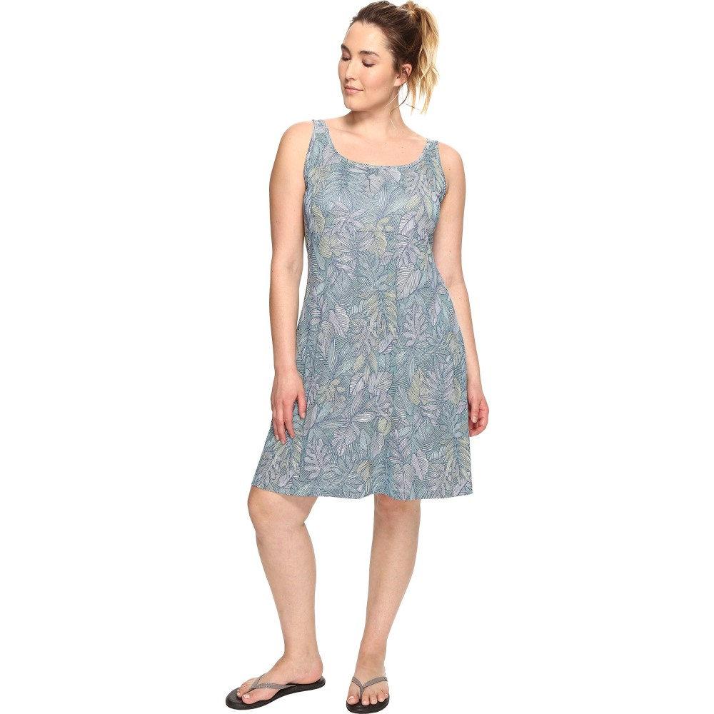 コロンビア レディース ワンピース・ドレス ワンピース【Plus Size Freezer III Dress】Iceberg Tropical Dot
