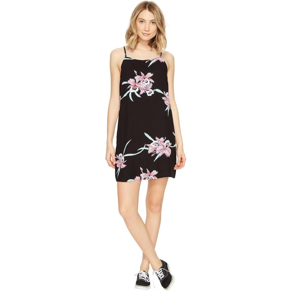 ヴァンズ レディース ワンピース・ドレス ワンピース【Marie II Dress】Black Hawaiian