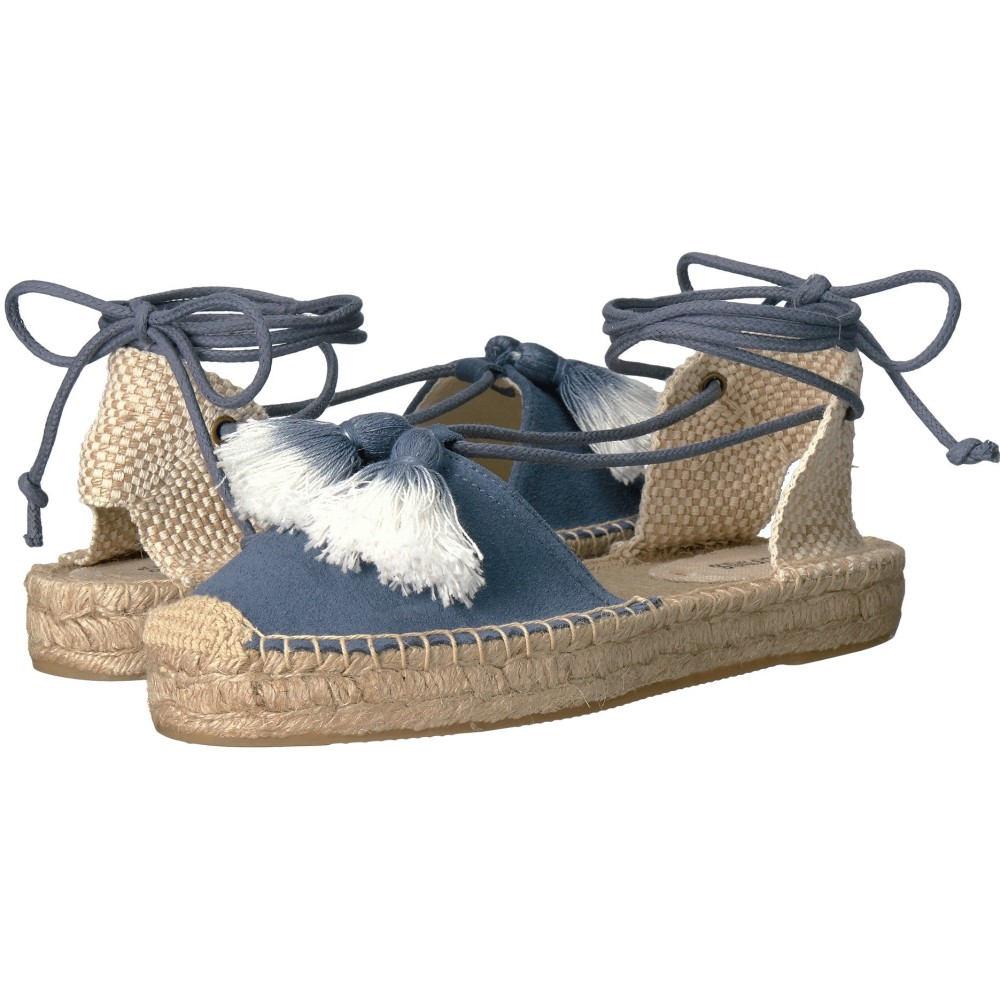 ソルドス レディース シューズ・靴 サンダル・ミュール【Platform Gladiator Sandal】Faded Oceano