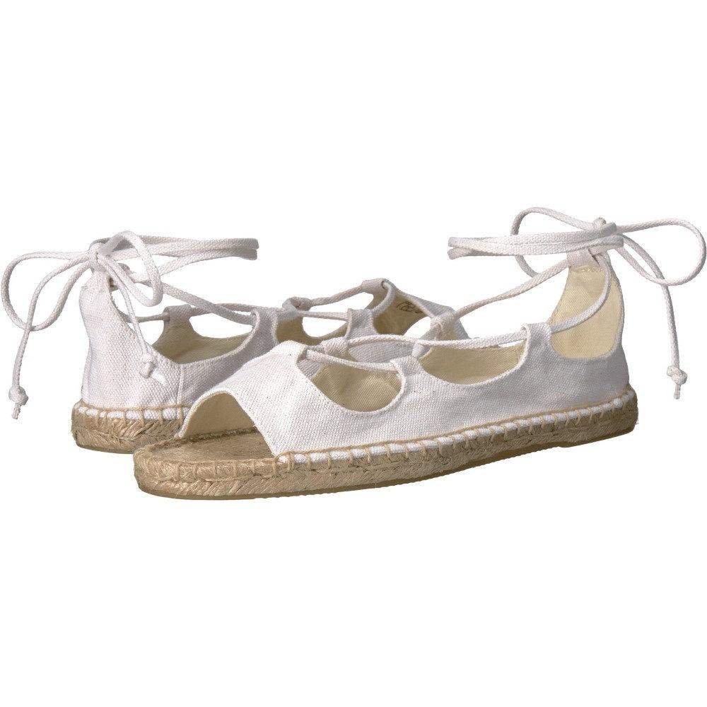 ソルドス レディース シューズ・靴 サンダル・ミュール【Biarritz Sandal】White