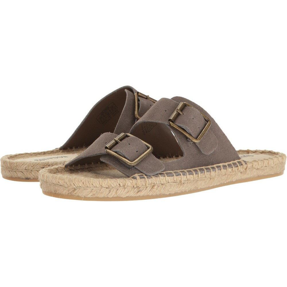 ソルドス レディース シューズ・靴 サンダル・ミュール【Elba Sandal】Dove Gray
