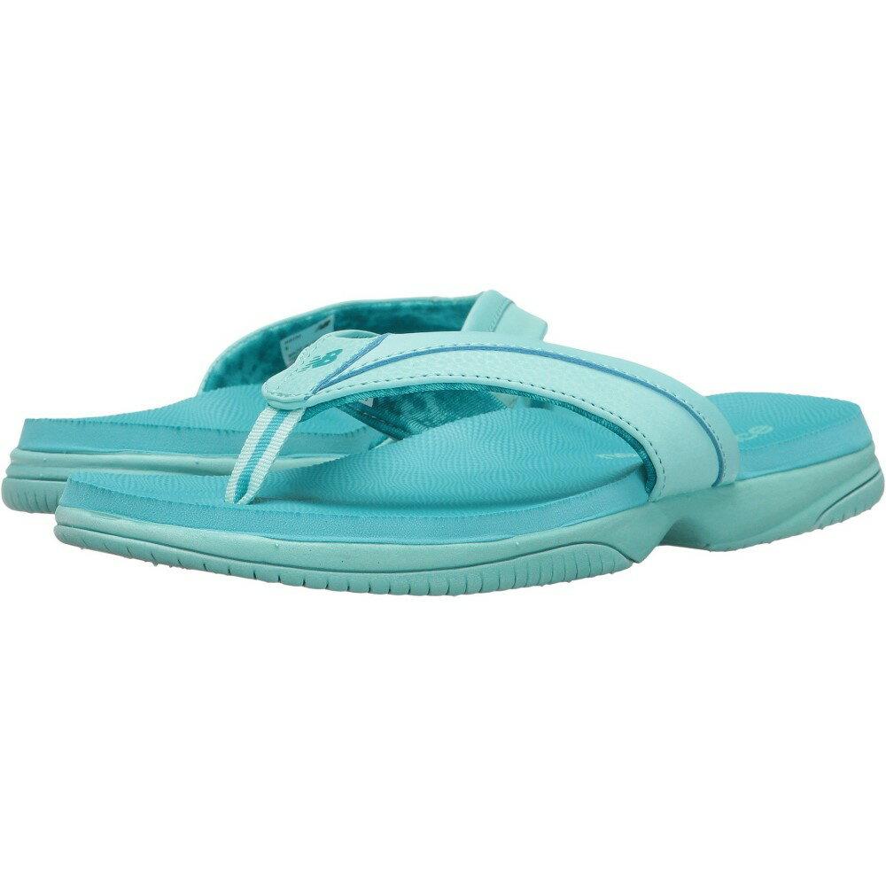 ニューバランス レディース シューズ・靴 ビーチサンダル【JoJo Thong】Blue