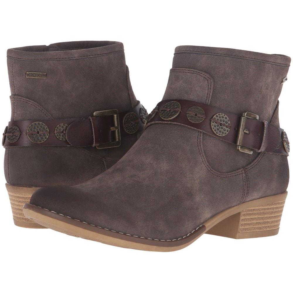 ロキシー レディース シューズ・靴 ブーツ【Tulsa】Brown