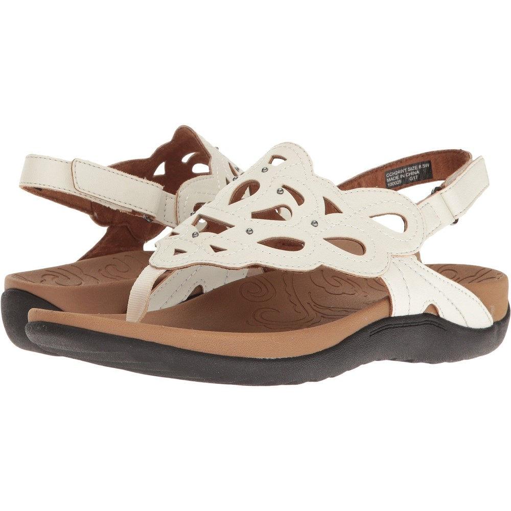 ロックポート レディース シューズ・靴 サンダル・ミュール【Ridge Sling】White