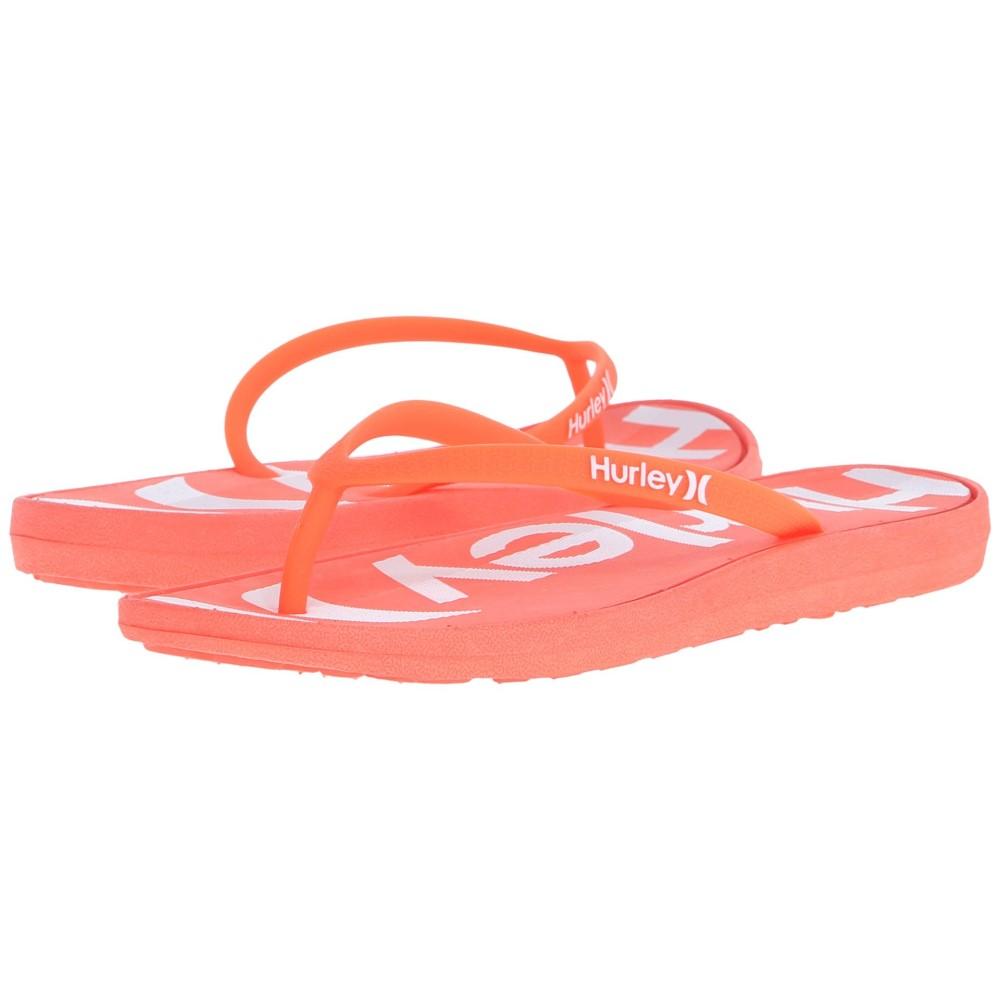 ハーレー レディース シューズ・靴 サンダル・ミュール【One & Only Printed Sandal】Bright Mango