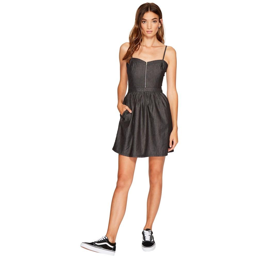 ヴァンズ レディース ワンピース・ドレス ワンピース【Banquet Dress】Black