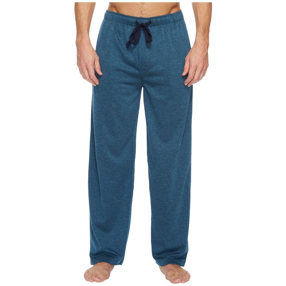 ジョッキー メンズ インナー・下着 パジャマ・ボトムのみ【Poly Rayon Jersey Knit Sleep Pants】Royal Heather