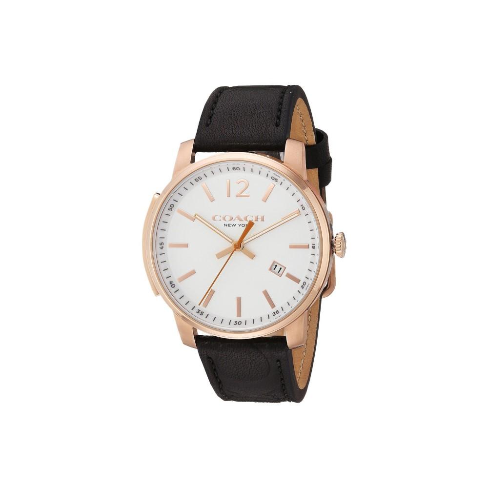 コーチ メンズ 腕時計【Bleecker - 14602115】White