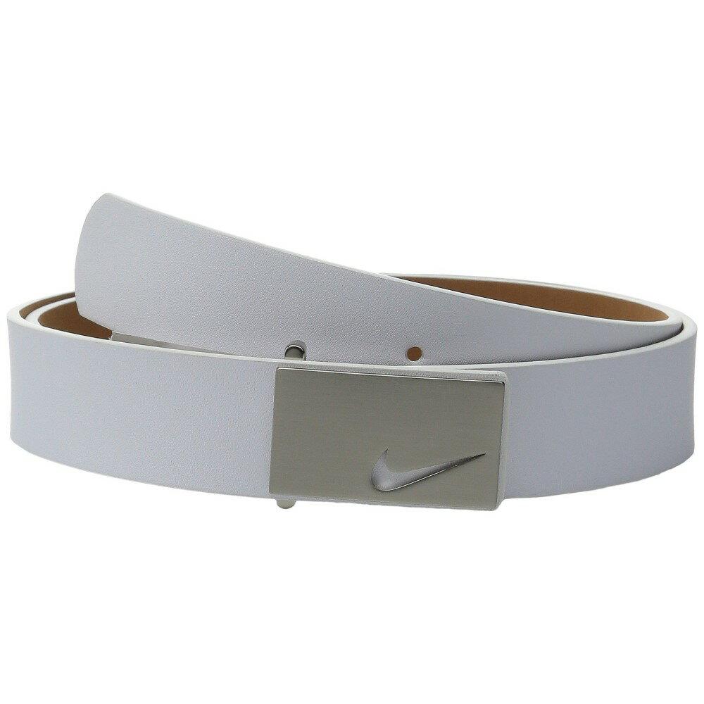 ナイキ レディース ベルト【Sleek Modern】White