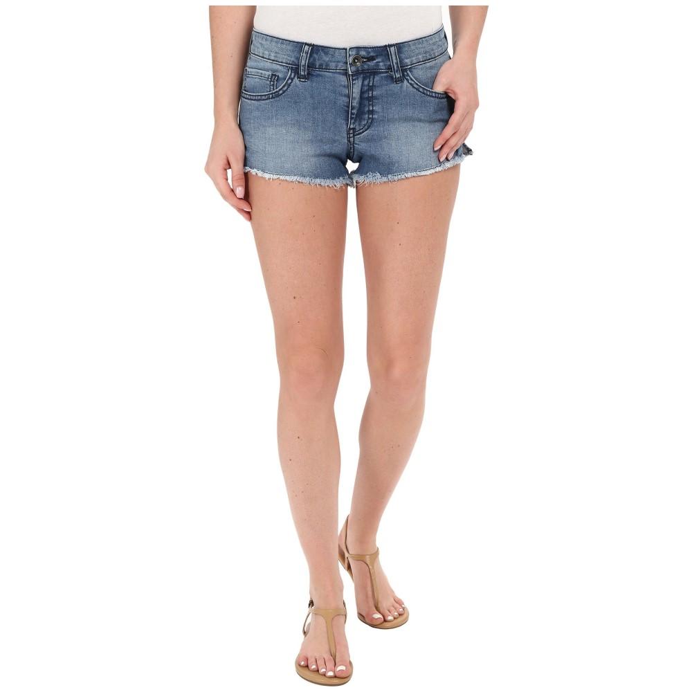 ヴァンズ レディース ボトムス・パンツ ショートパンツ【Destroyed Mini Shorts II in Vintage Indigo】Vintage Indigo