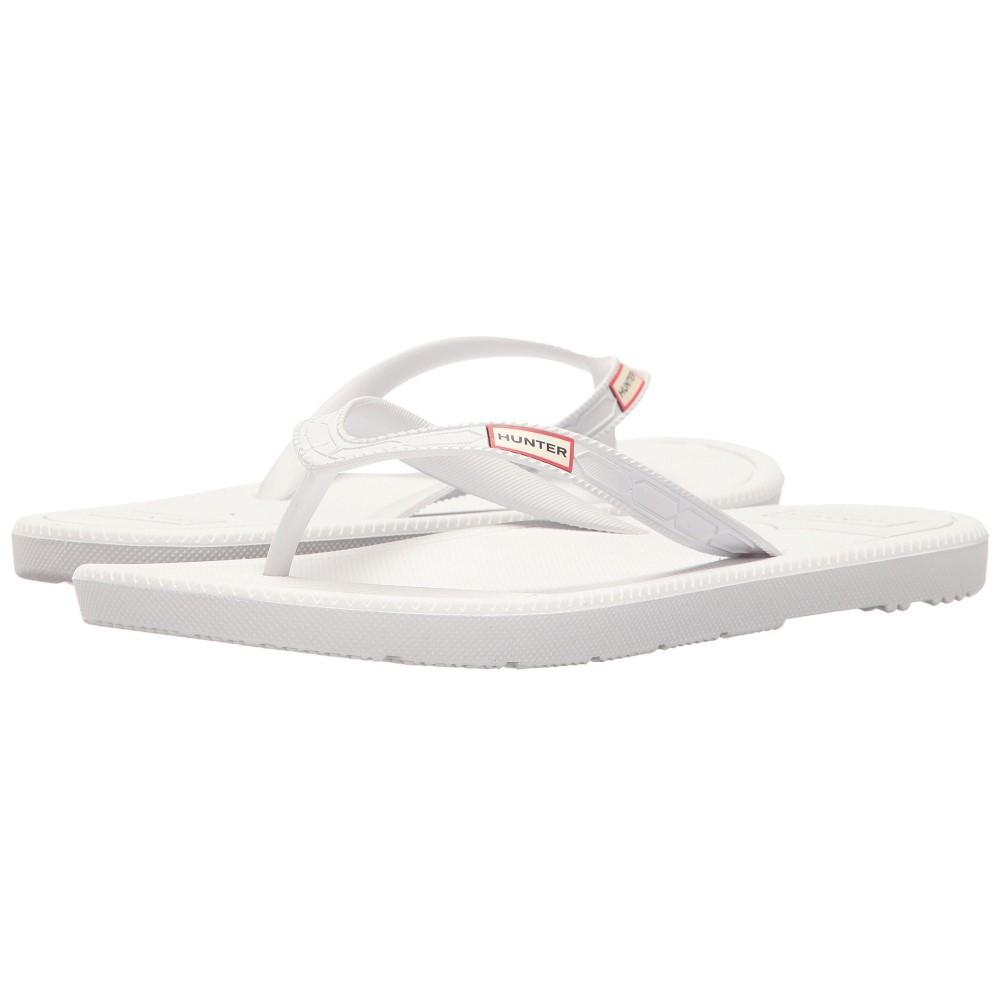 ハンター レディース シューズ・靴 ビーチサンダル【Original Flip-Flop】White