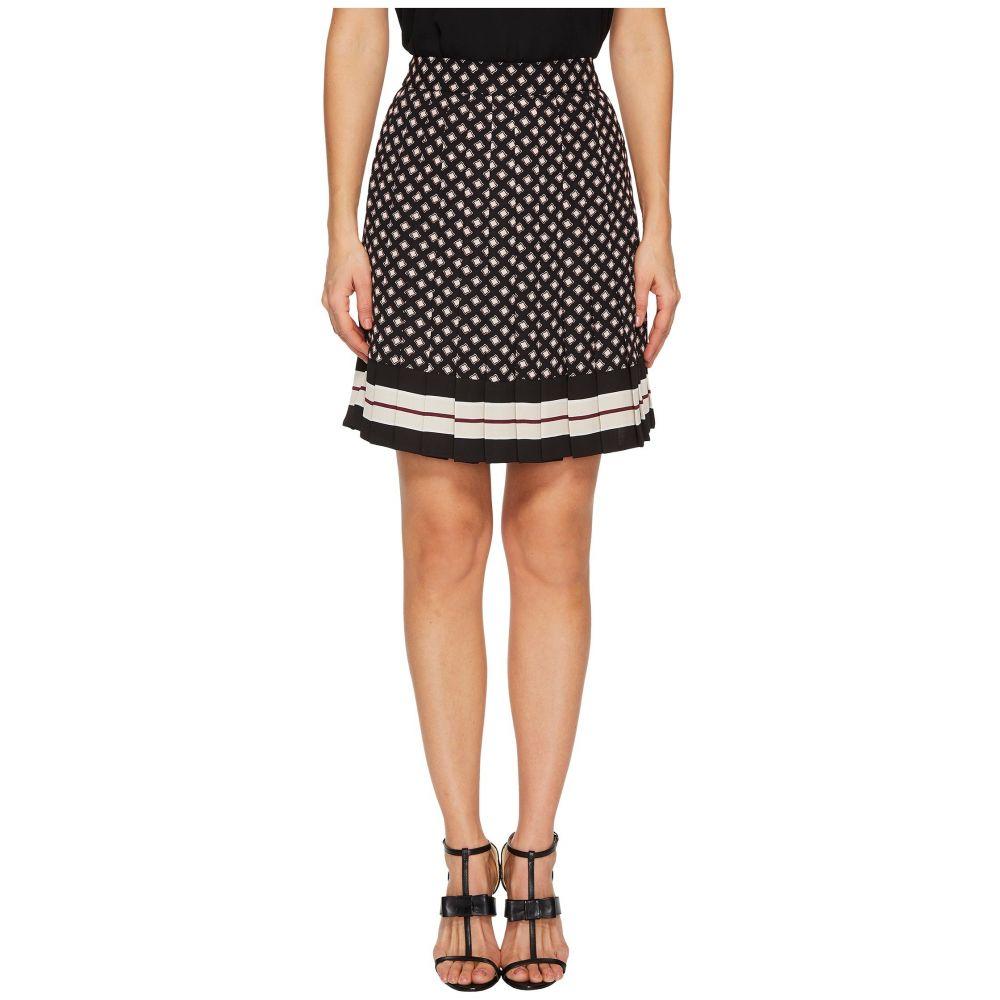 ケイト スペード レディース スカート【Diamond Pleated Skirt】Black