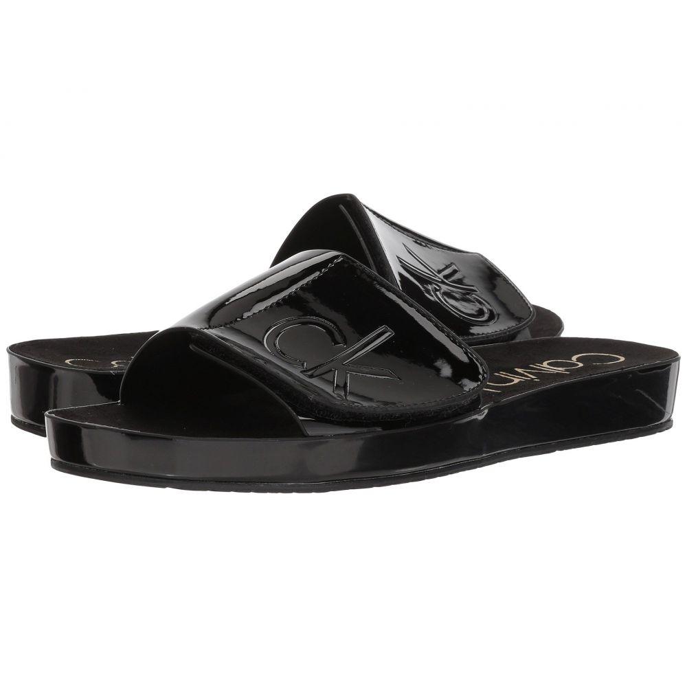 カルバンクライン レディース シューズ・靴 サンダル・ミュール【Marlina】Black