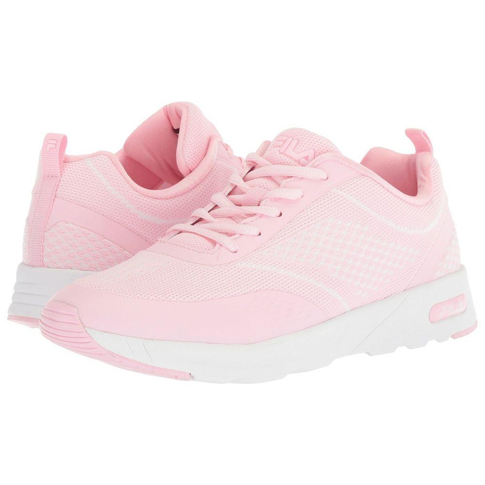 フィラ レディース ランニング・ウォーキング シューズ・靴【Memory Chelsea Knit Running】Pink/Pink/White