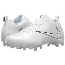 ナイキ メンズ ラクロス シューズ・靴【Varsity Low Lax】White/White