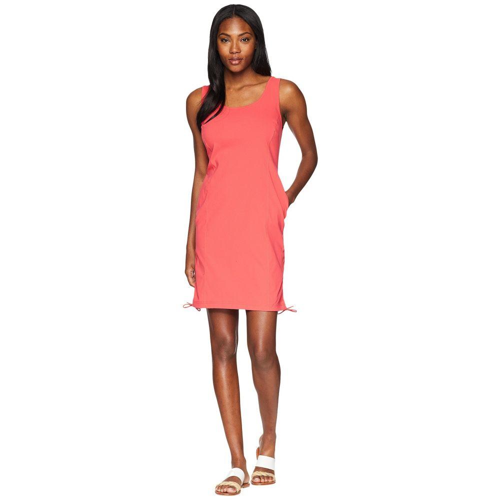 コロンビア レディース ワンピース・ドレス ワンピース【Anytime Casual' Dress】Red Camellia