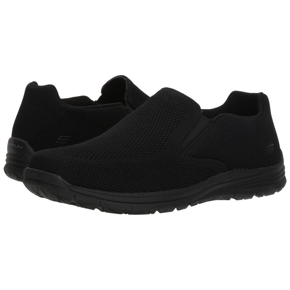 スケッチャーズ メンズ シューズ・靴 スニーカー【Classic Fit Superior 2.0 - Moleno】Black