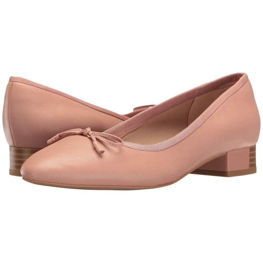 クラークス レディース シューズ・靴 パンプス【Eliberry Isla】Dusty Pink Leather