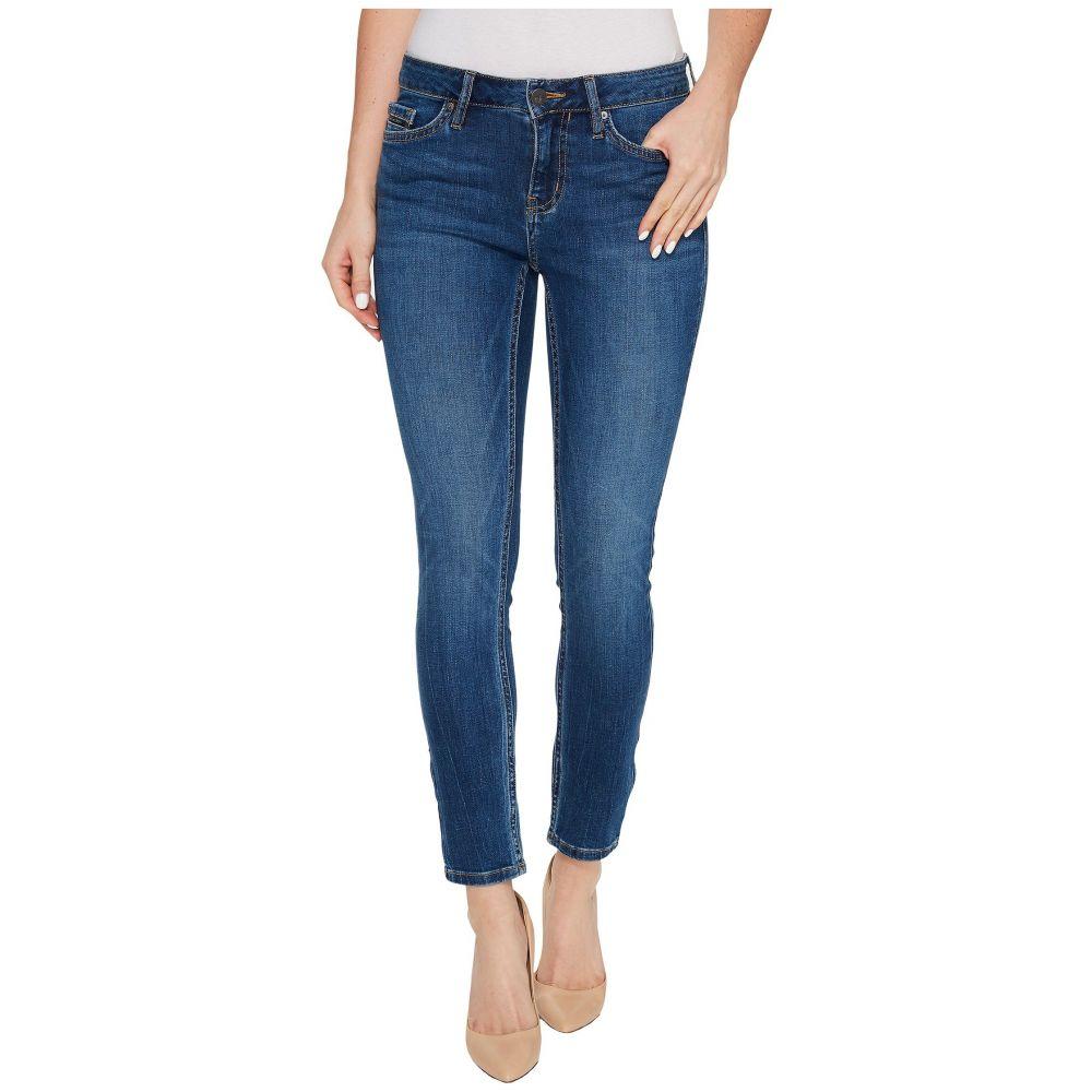 カルバンクライン レディース ボトムス・パンツ ジーンズ・デニム【Ankle Skinny Jeans in Flexible Blue Wash】Flexible Blue Wash