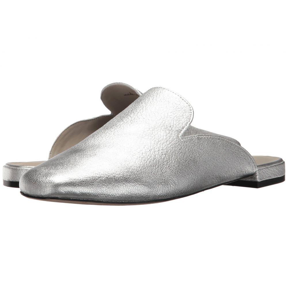 ジョア レディース シューズ・靴 サンダル・ミュール【Jadzia】Silver Metallic Kid Skin