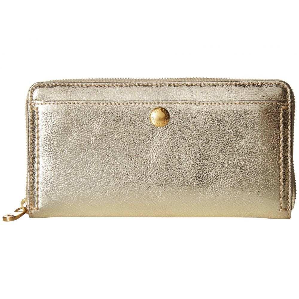 コールハーン レディース 財布【Benson Continental Wallet】CH Gold