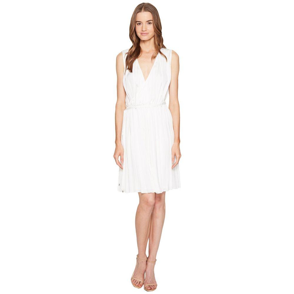 エスカーダ レディース ワンピース・ドレス ワンピース【Dapana Sleeveless Wrap Dress】Off-White