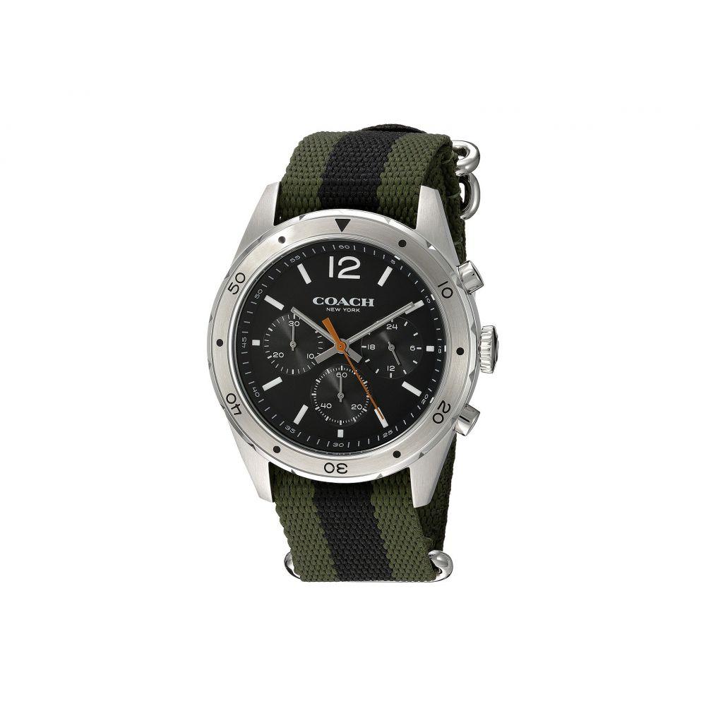 コーチ メンズ 腕時計【Sullivan Sport - 14602121】Black