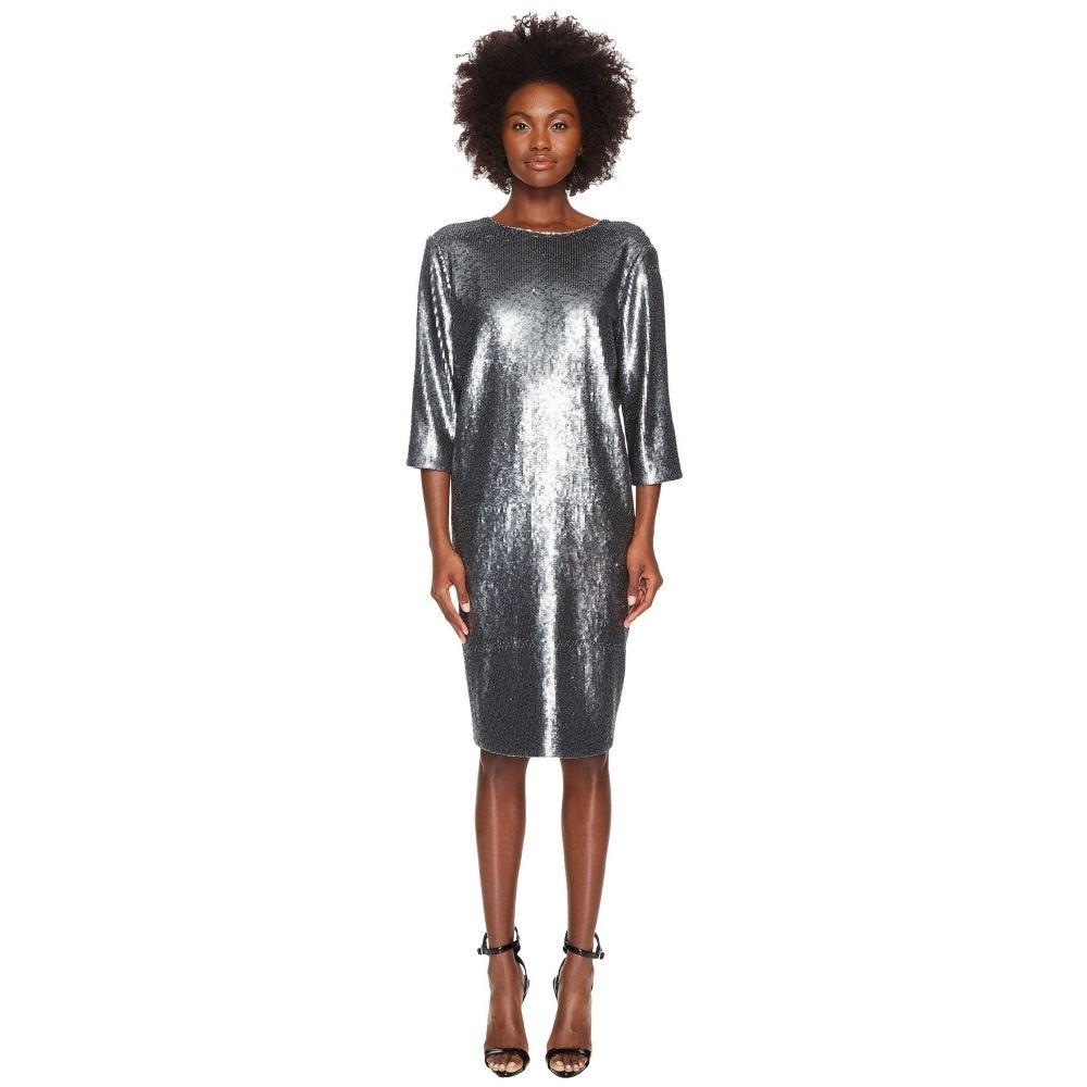 エスカーダ レディース ワンピース・ドレス ワンピース【Dequina Sequin Dress】Vapour