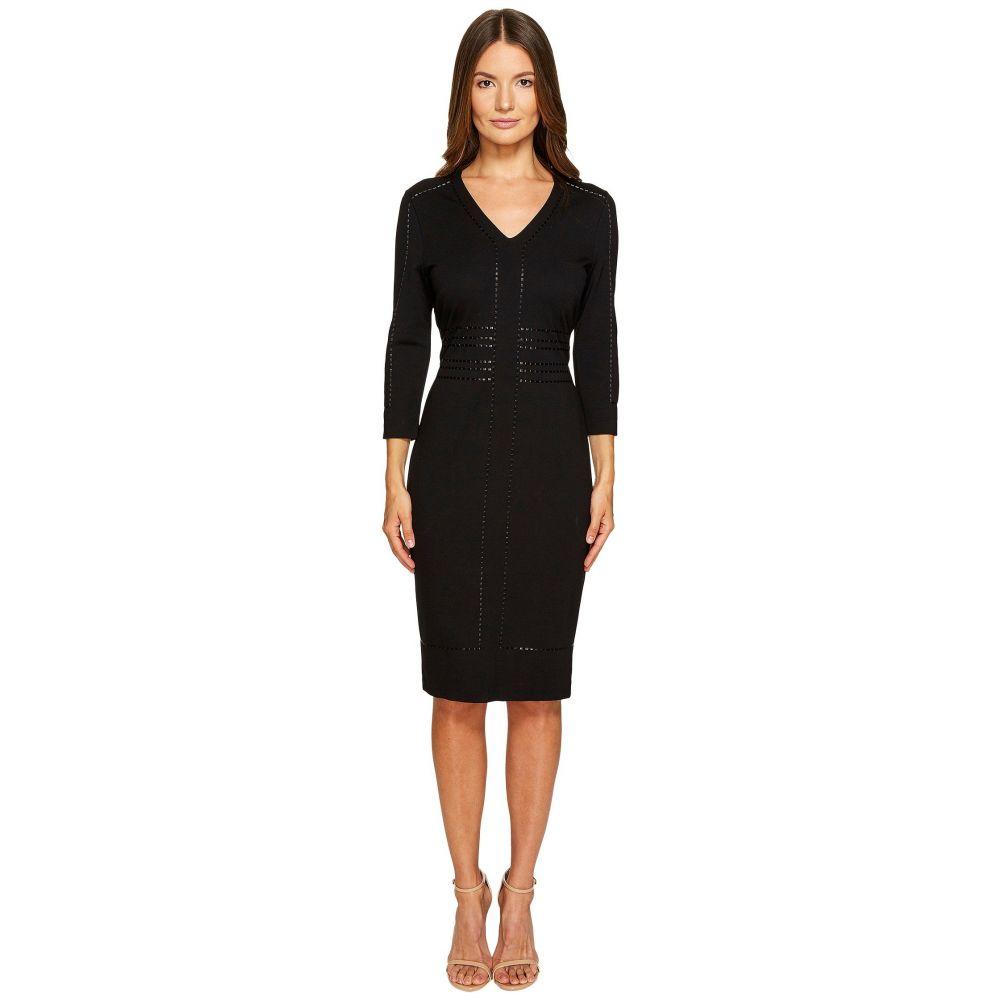 エスカーダ レディース ワンピース・ドレス ワンピース【Dixi Jersey Dress】Black