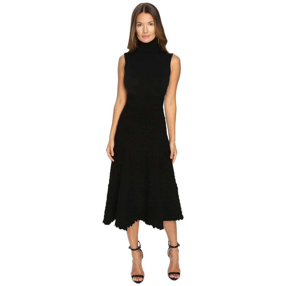 ディースクエアード レディース ワンピース・ドレス ワンピース【Jacquard Sleeveless Dress】Black