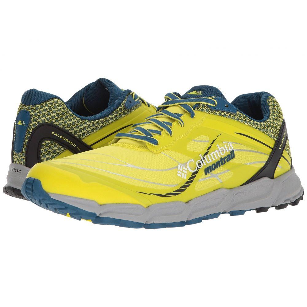 コロンビア メンズ ランニング・ウォーキング シューズ・靴【Caldorado III】Zour/Phoenix Blue