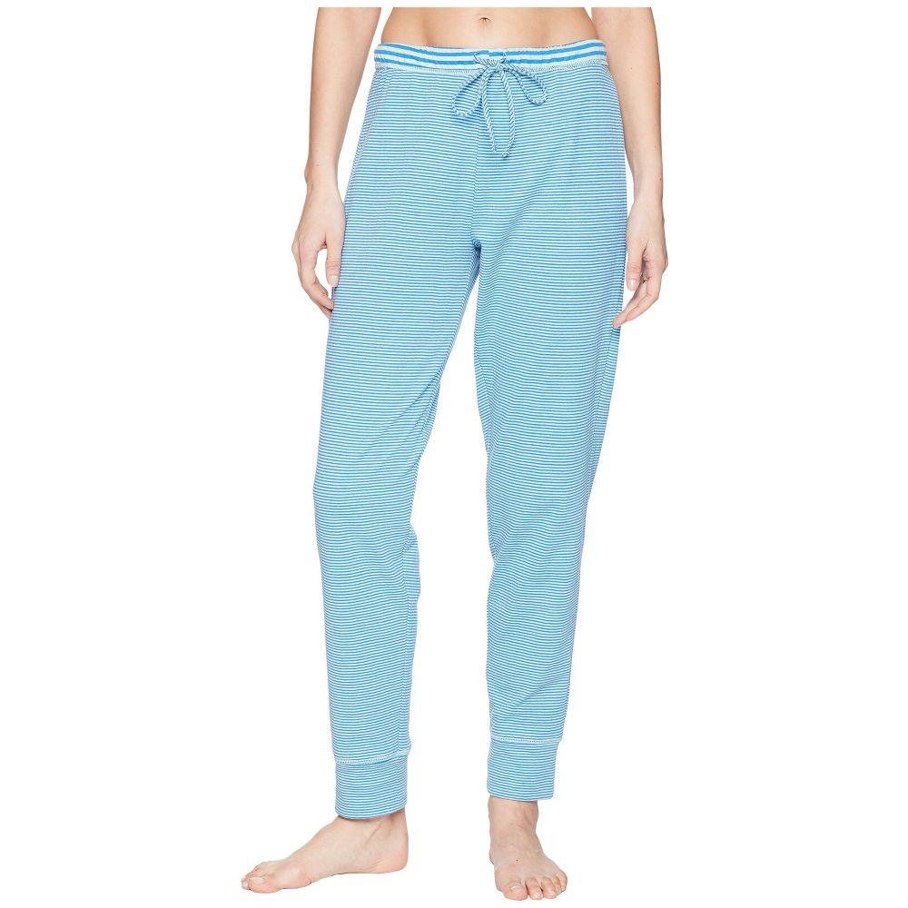 ジョッキー レディース インナー・下着 パジャマ・ボトムのみ【Double Knit Stripe Jogger Pants】Double Knit Stripe