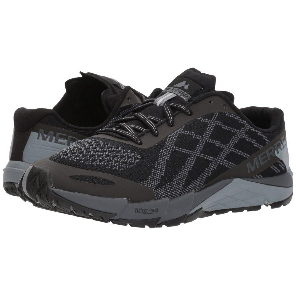 メレル レディース ランニング・ウォーキング シューズ・靴【Bare Access Flex E-Mesh】Black