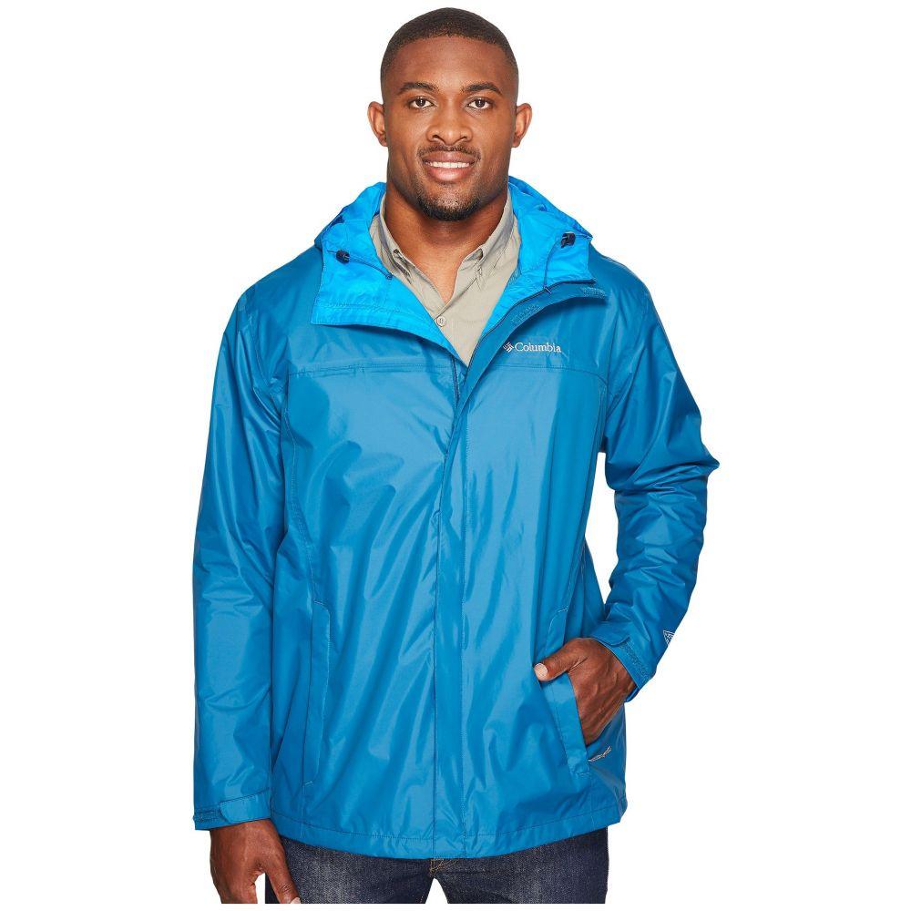 コロンビア メンズ アウター ジャケット【Big & Tall Watertight II Jacket】Phoenix Blue/Dark Compass