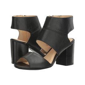 ハッシュパピー レディース シューズ・靴 サンダル・ミュール【Sherlyn Malia】Black Leather