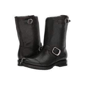 フライ レディース シューズ・靴 ブーツ【Veronica Stud Short】Black