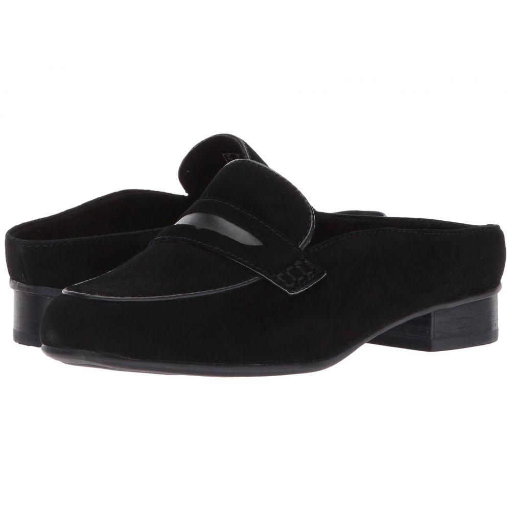 クラークス レディース シューズ・靴 サンダル・ミュール【Keesha Donna】Black Suede