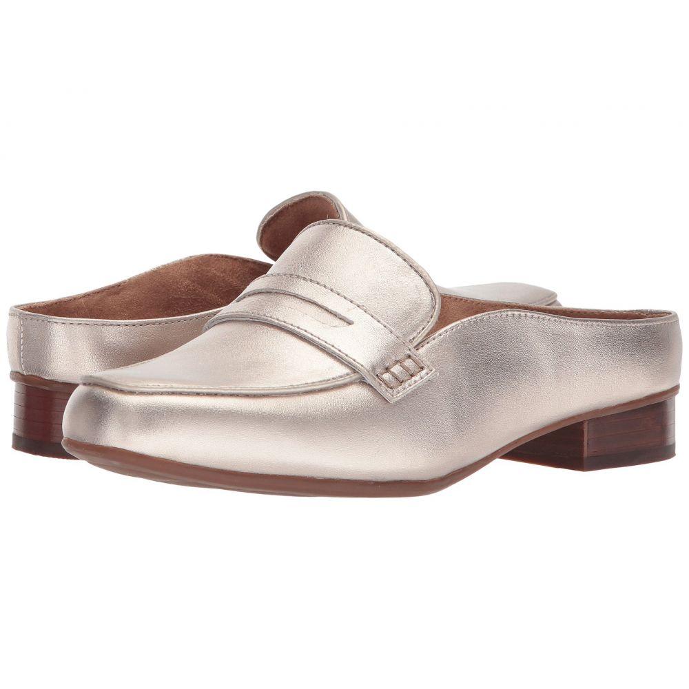 クラークス Clarks レディース シューズ・靴 サンダル・ミュール【Keesha Donna】Gold Metallic Leather