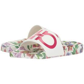 サルヴァトーレ フェラガモ Salvatore Ferragamo レディース シューズ・靴 サンダル・ミュール【PVC Pool Slide】Multi Floral Boutique/Begonia